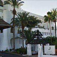 Wellness Hotel jardin Tropical
